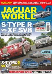 No. 178 S Type R vs XF SV8 issue No. 178 S Type R vs XF SV8