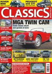 No. 249 MGA Twin Cam issue No. 249 MGA Twin Cam