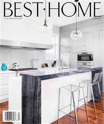 Best Home FallWinter 2016 issue Best Home FallWinter 2016