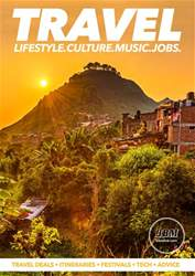 Travel. Festivals. Culture. Jobs - November 2016 issue Travel. Festivals. Culture. Jobs - November 2016