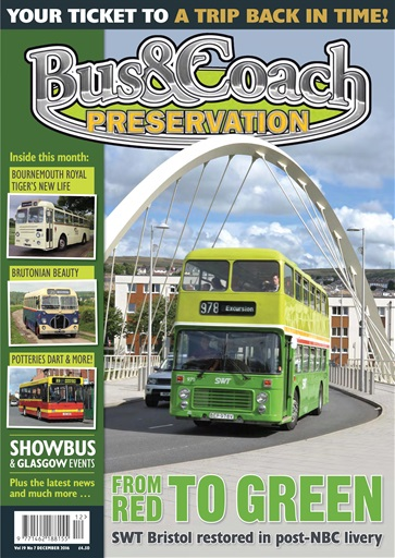 Bus & Coach Preservation Preview