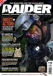 RAIDER DEC VOL 9 ISS 8 issue RAIDER DEC VOL 9 ISS 8