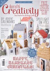 docrafts® Creativity Magazine Cover