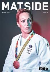 Matside Magazine Cover