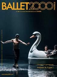 BALLET2000 Édition France Magazine Cover