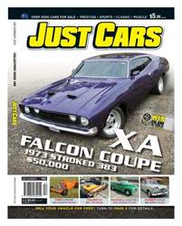 JUST CARS Dec 12 issue 190 issue JUST CARS Dec 12 issue 190