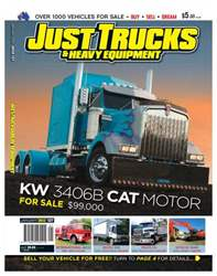 JUST TRUCKS Jan12 Issue 127 issue JUST TRUCKS Jan12 Issue 127