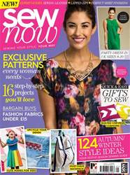 Sew Now 01 issue Sew Now 01