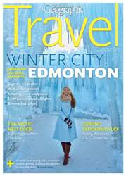 Winter Travel 2016 issue Winter Travel 2016