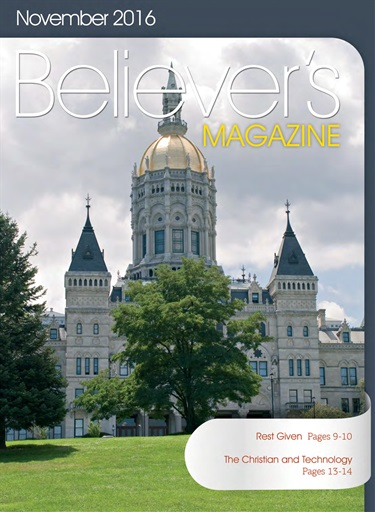 Believer's Magazine Preview