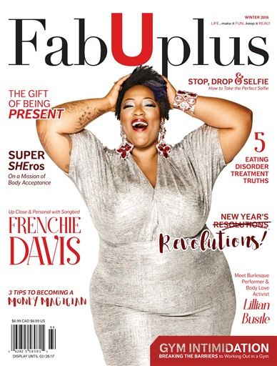 FabUplus Magazine Preview