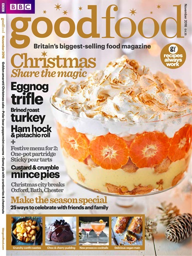 Bbc good food magazine november 2016 subscriptions pocketmags title cover preview bbc good food preview forumfinder Gallery