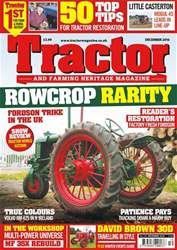 December 2016 = Rowcrop Rarity  issue December 2016 = Rowcrop Rarity