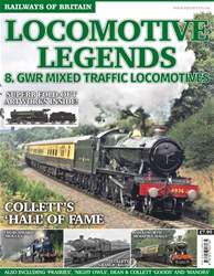 Locomotive Legends No. 8: GWR Mixed Traffic Locomotives issue Locomotive Legends No. 8: GWR Mixed Traffic Locomotives