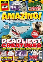 Issue 26 - Deadly Creatures issue Issue 26 - Deadly Creatures