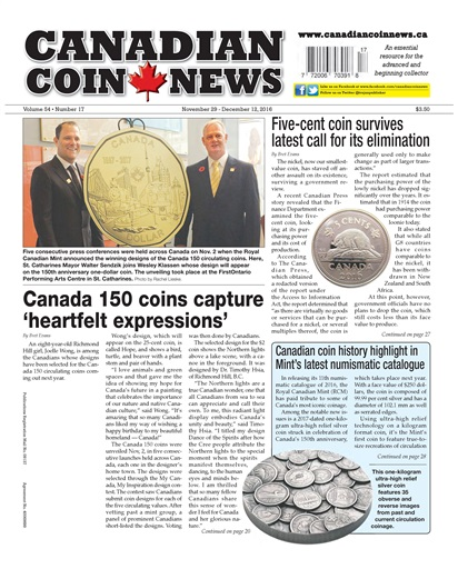 Canadian Coin News Digital Issue