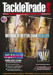 Tackle Trade World Magazine Cover