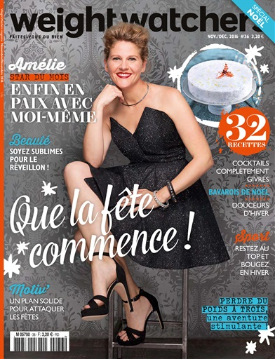 Weight Watchers Magazine France Preview