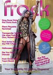Frock Magazine Magazine Cover