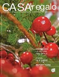 CASA&regalo - Novembre/Dicembre 2016 issue CASA&regalo - Novembre/Dicembre 2016
