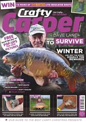 Crafty Carper December 2016 issue Crafty Carper December 2016