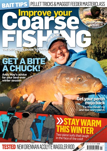 Improve Your Coarse Fishing Digital Issue