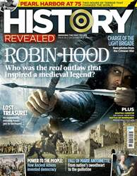 History Revealed Magazine Cover