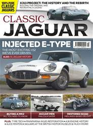 No. 3 Injected E-Type issue No. 3 Injected E-Type