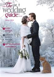 The UK Wedding Guide Magazine Cover