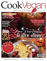 Cook Vegan December 2016 Issue 5 issue Cook Vegan December 2016 Issue 5
