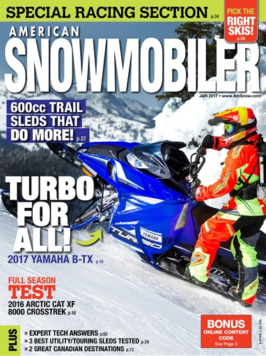 American Snowmobiler Digital Issue