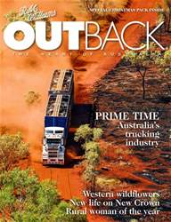OUTBACK 110 issue OUTBACK 110