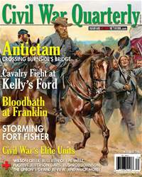 Civil War Quarterly issue Civil War Quarterly