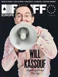 Bluff Europe November 2016 issue Bluff Europe November 2016