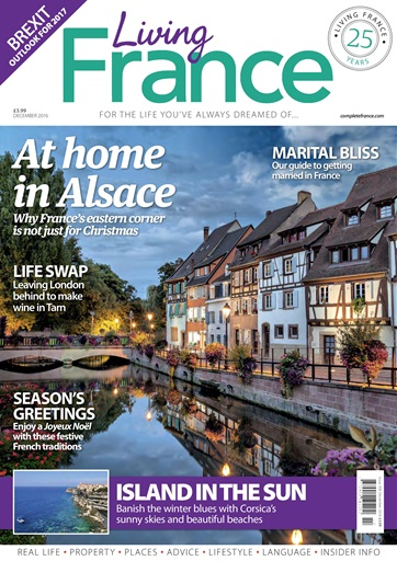 Living France Digital Issue