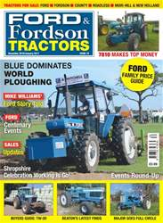 No. 76 Blue Dominates World Ploughing issue No. 76 Blue Dominates World Ploughing