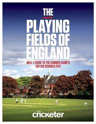 The Playing Fields of England issue The Playing Fields of England