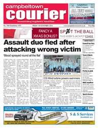 18 November 2016 issue 18 November 2016