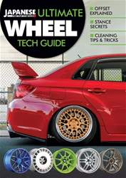 Japanese Performance Ultimate Wheel Tech Guide issue Japanese Performance Ultimate Wheel Tech Guide