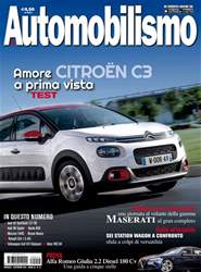 Automobilismo 12 2016 issue Automobilismo 12 2016