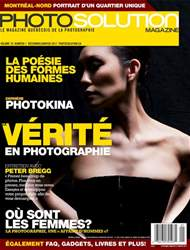 Photo Solution Magazine Cover