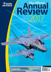 RAF Annual Review 2017 issue RAF Annual Review 2017