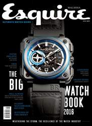 THE BIG WATCH BOOK 2016 issue THE BIG WATCH BOOK 2016