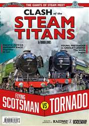 Clash of the Steam Titans issue Clash of the Steam Titans