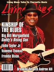 Living Blues #246 issue Living Blues #246