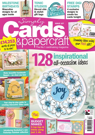 Simply Cards & Papercraft Digital Issue