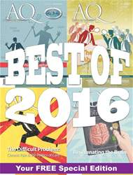 87.5 - Best of 2016 - SPECIAL issue 87.5 - Best of 2016 - SPECIAL