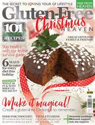 Gluten-Free Heaven Christmas 2016 issue Gluten-Free Heaven Christmas 2016