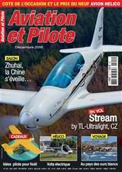 Aviation et Pilote Magazine Cover