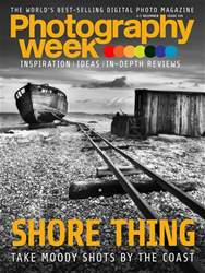 Photography Week Magazine Cover